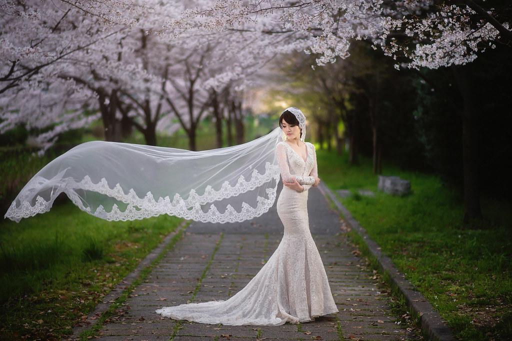 日本婚紗, 京都婚紗, 海外婚紗, 婚紗攝影, 婚攝守恆, 關西婚紗, 櫻花婚紗-10