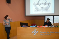 2017 - Jornada Oncotrail (Serveis de Salut Integrats Baix Empordà (SSIBE)) Tags: screening running oncotrail podologia cardiologia