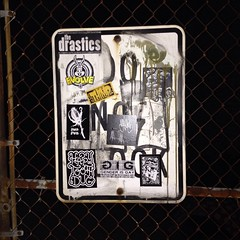 Street stickerart (mcknightpercy) Tags: sticker slaps art artists music drastics evolve huston texas cincinnati ohio graff graffiti vandalism litter create life photo flickr public sign adhesive ups tags tag stickerporn slaptag 2017 street stickers thimp genderisgay