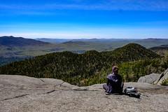 Mount Ampersand, Adirondacks NY (dangphotographie) Tags: moutains view adirondacks saranaclake hiking randonnée