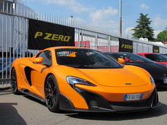 Long Tail (db70gt3) Tags: petrolhead automotivephotography automotive car auto exotic luxury rare awesome monzacircuit monza beautiful cool nice supercar orange beast v8 biturbo spider mclaren675ltspider 675lt longtail mclaren675lt mclaren