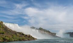 Niagara Falls (Scott Michaels) Tags: nikon d600 nikon1635mm canada niagarafalls waterfall hornblower cruie americanfalls