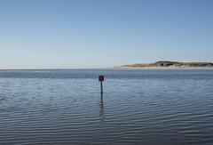 blue water (=Mirjam=) Tags: nikond750 deslufter texel noordzee dunes water pole 52weeksof2017 april 2017