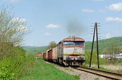Omlátená (Nikolaj Šeršeň) Tags: 751 751072 bardotka t4781 zscs cargo manipulačný vlak mn 81250 radvaň nad laborcom zsr 191 train šero