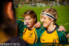 2017:03:25 14:05:55 (serenbangor) Tags: 2017 aberystwyth aberystwythuniversity bangoruniversity seren studentsunion undebbangor varsity rugby rugbyunion sport womens