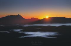 Amanecer con vistas al Anboto (Mimadeo) Tags: urkiola sunrise mountain sunset light sunlight mountains valley fog morning landscape haze mist anboto amboto sun saldropo paisvasco euskadi basquecountry vizcaya bizkaia arratia