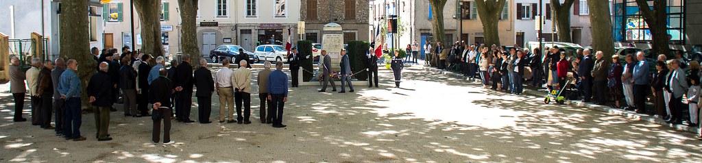 72ème commémoration de la Victoire du 8 mai 1945