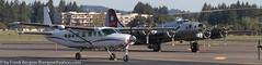 IMG_4017-Pano (fbergess) Tags: 7dmiig aircraft b17bomber caravelle glacierjetcenter tamron150600mm tumwater washington unitedstates us