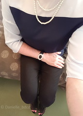 Dress down, or up day... (Bede Cede) Tags: cd crossdress crossdresser tv transvestite boots