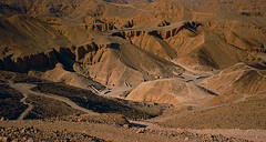Desolate Dynasties (micheledibitetto) Tags: valley king egypt tomb sand desert mountain archaeology pharaoh old nature brown