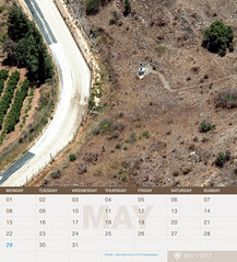 UNIFIL's 2017 Calendar - May (English) (UNIFIL - United Nations Interim Force in Lebanon) Tags: unifil 1701 2017 may unitednationsinterimforceinlebanon un unitednations calendar