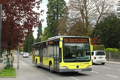 Mercedes-Benz Citaro C2 - VVV Stadtbus Feldkirch - BD-13487 (Mr. Ibou) Tags: vvv stadtbus feldkirch vorarlberg