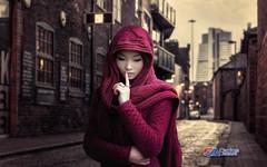 Carlos Atelier2 - Misteriosa (Carlos Atelier2) Tags: carlos atelier2 misteriosa mistério mulher oriental red vermelho