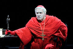 <em>Don Carlo</em> musical highlight: the Grand Inquisitor duet
