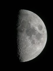 telescope moon iphonemoon (Photo: FailedProtostar on Flickr)