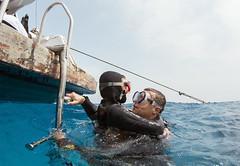 1204 09a (KnyazevDA) Tags: disabled diver disability diving owd underwater undersea padi redsea buddy handicapped paraplegia paraplegic