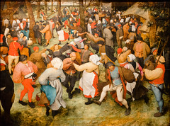 The Wedding Dance, about 1566 (Jonathan Lurie) Tags: oil painting bruegel the weddning dance art museums detroit institute arts museum oak panel dia michigan pieter elder museumdetroit artmuseum detroitinstituteofartsmuseum artinmuseums detroitinstituteofarts detroitmichigan oilpainting oilonoakpanel pieterbruegeltheelder theweddningdance unitedstates us