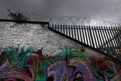 In The City (NovemberAlex) Tags: colour london graffiti urban spitalfields