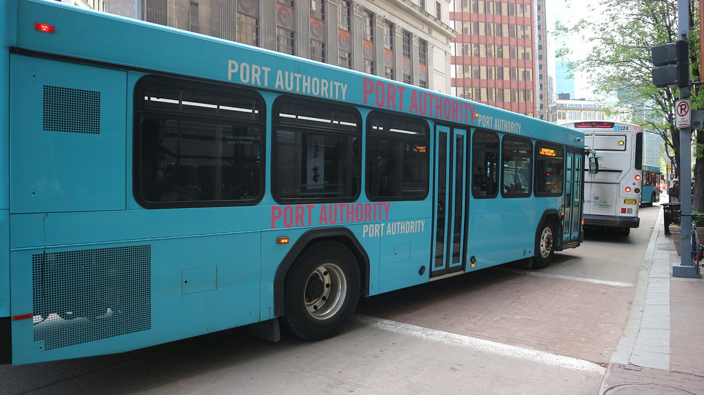 The world 39 s most recently posted photos of bus and pittsburgh flickr hive mind - Port authority pittsburgh ...
