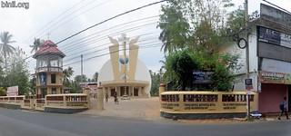 Our Lady of Assumption Church, Pallikunnu, Varandarappilly 1