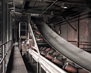 Coal Conveyor - Fuji Pro 160NS