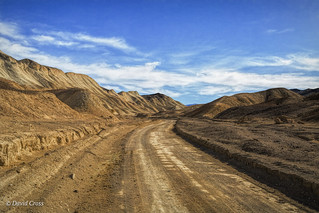 Backroads Death Valley