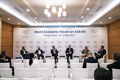 Addressing Regional Water Security (World Economic Forum) Tags: 2017 asean asean2017 combodia phnompenh wef worldeconomicforum