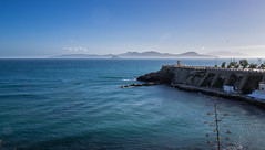 Piazza Bovio (gianKE) Tags: sea mare costa nave piombino toscana tuscany italy italia barca sky onde beautiful nature relax