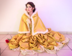 _MG_6321 (Mauro Petrolati) Tags: gumiku cosplay cosplayer 2017 romics belle disney princess principessa