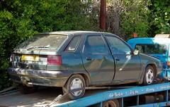 L151 NNO (2) (Nivek.Old.Gold) Tags: 1993 citroen zx 19d aura auto 5door
