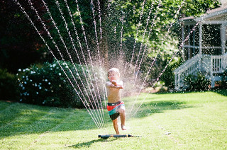 Sprinkler Jumping