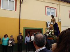 1397 (amgirl) Tags: mansilladelasmulas maundythursday april13 2017 day15 semanasanta holyweek spain meseta abril april caminodesantiago procession juevessanto