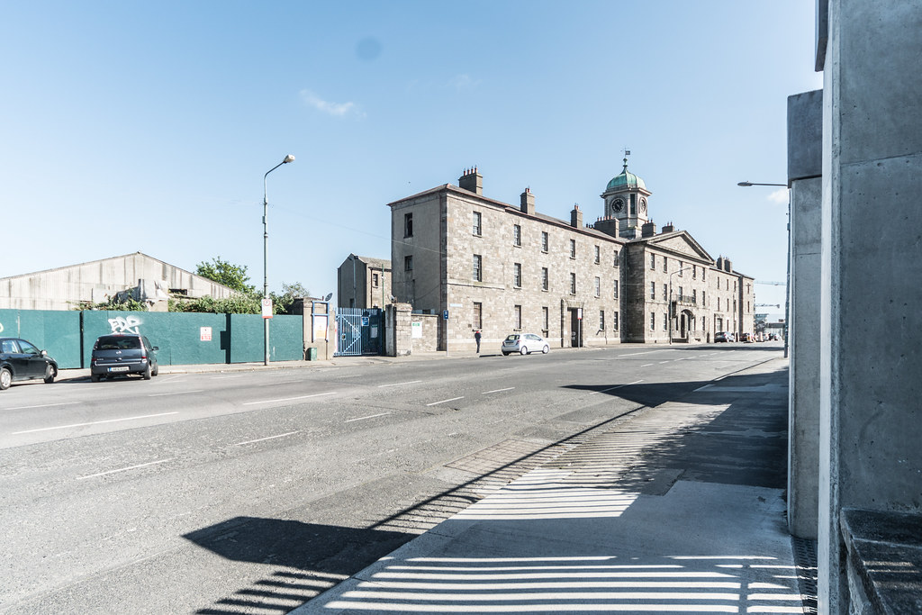 MY VISIT TO GRANGEGORMAN TO SEE WHAT PROGRESS HAS BEEN MADE [8 MAY 2017]-127981