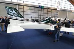 Tecnam P96 912 iS (QSY on-route) Tags: tecnam p96 912 is aero friedrichshafen 2017 06042017 fdh edny