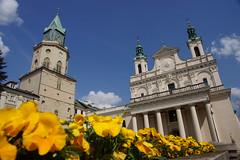 Archikatedra św. Jana Chrzciciela i św. Jana Ewangelisty w Lublinie (arkbol) Tags: lubelskie lubelszczyzna lublin cathedral catholic baroque
