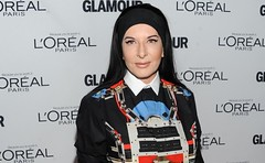 Yes, Marina Abramović Is Selling Out—and That's OKThe performance artist has raised eyebrows by working with Jay Z and Lady Gaga, but her new show embraces the age-old necessity of commodifying art. (Maison de l'Alchimiste) Tags: marinaabramovic spiritcooking 666 numberofthebeast evil devilinside loréal satan sorciere prêtresse serialkiller tueurensérie pizzagate pedogate