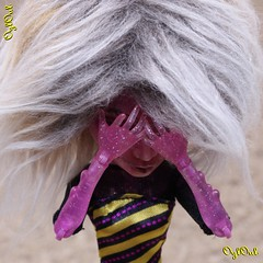 №448. Im Hayelin es (OylOul) Tags: 16 monster high doll create cam custom