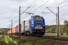 E6ACT-009 (Łukasz Draheim) Tags: polska poland pociąg pkp kolej nikon d5200 bydgoszcz landscapes landscape scenerie scenery train railway railroad rail