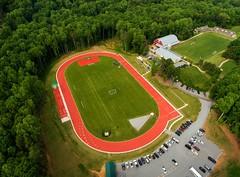 Woodlawn Track (Woodlawn School) Tags: woodlawntrack davidson nc usa