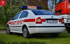 305[L]90 SLOp - Škoda Octavia - JRG Bełżyce (pawelbednarczyk) Tags: 305l90 304l90 305l 304l lu64998 bełżyce slop škoda octavia lubelskie firedepartment firebrigade