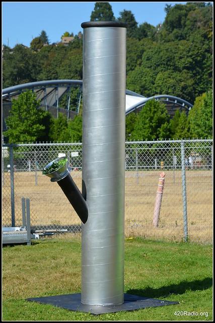 Seattle Hempfest - Myrtle Edwards Park - Seattle, WA - August 2015