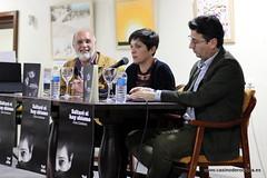 """Presentación del libro """"Saltaré si hay abismo"""" de Julia Gutiérrez"""