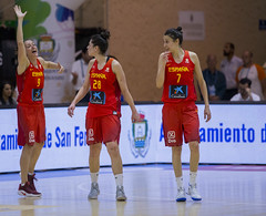 Laia Palau, Alba Torrens, Bea Sánchez