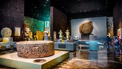 Museo Nacional de Antropología de México (pepoexpress - A few million thanks!) Tags: nikon nikkor d610 d61024120mmf4 nikond610 24120mmafs pepoexpress méxico museodeantropología museo antropología architecture aztecas mayas