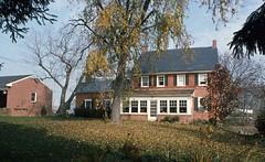 Home sweet home . . . (ericrstoner) Tags: farm lancaster lancastercounty pennsylvania manheimtownship stonerfarmhouse farmhouse notes