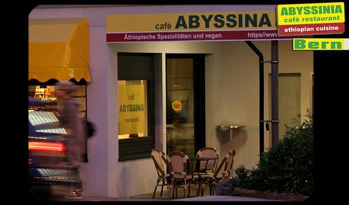Abyssinia Restaurant Bern 2017