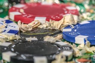 poker wood and micro chips hmm macro mondays