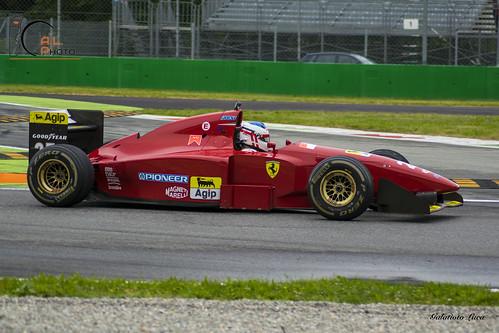 "Ferrari 412 T1 1994 Alesi • <a style=""font-size:0.8em;"" href=""http://www.flickr.com/photos/144994865@N06/35476945461/"" target=""_blank"">View on Flickr</a>"