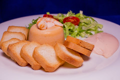 Restaurante La Corte - Pastel cabracho