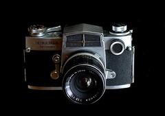 Miranda Sensorex (Neal3K) Tags: filmcamera vintagecamera mirandasensorex 1969